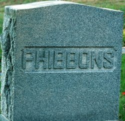 Emma Benson <I>Hardesty</I> Phibbons
