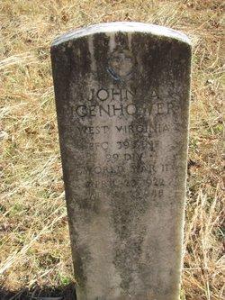 John A Icenhower