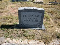 "T. B. ""Ben"" Seago"