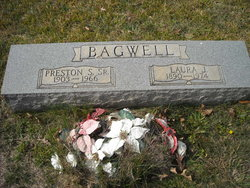 Laura Jane <I>Moody</I> Bagwell