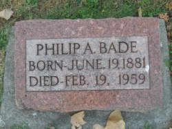 Philip August Bade
