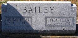 "William Edgar ""Edgar"" Bailey"
