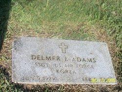 "Delmer Eugene ""Buddy"" Adams"