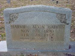 """Harvie Alvin """"Harry"""" Gaddis"""