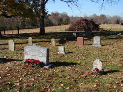 Post Oak Shade Cemetery