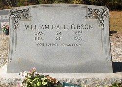 William Paul Gibson Sr.