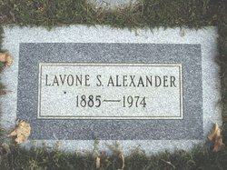 Lavone S Alexander