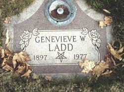 Genevieve W Ladd