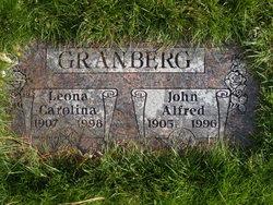 John Alfred Granberg