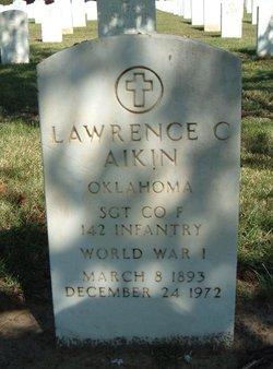 Lawrence Clilfford Aikin