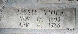 Jessie Viola <I>Perry</I> Bell
