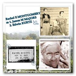 Rachel Emaline <I>Montgomery</I> Kurtz