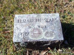Elizabeth <I>Sears</I> Howes