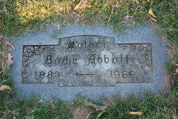 Alice Birdie <I>Tigert</I> Abbott