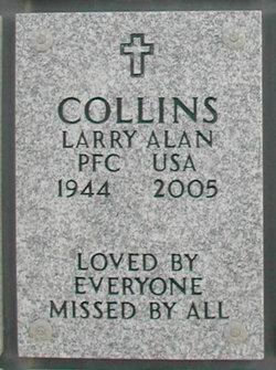 Larry Alan Collins
