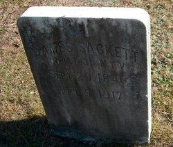 James Edgar Sackett