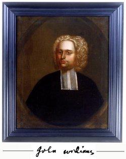 Rev John Williams