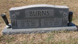 Delbert G Burns