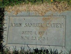 John Samuel Catey