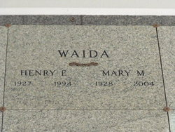 """Mary Margaret """"Pat O'Hara"""" <I>Murtha</I> Waida"""