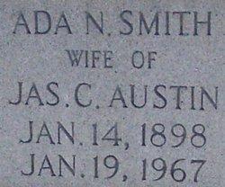 Ada N. <I>Smith</I> Austin