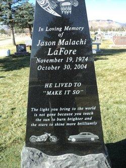 Jason Malachi LaFore