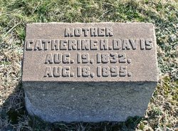 Catherine Annie <I>Harris</I> Davis