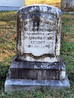 Margaret <I>Letcher</I> Bronaugh