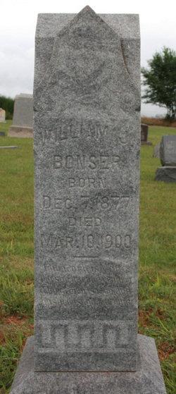William J Bonser
