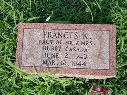 Frances Kay Casada