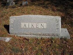 Nora Annie <I>McInturff</I> Aiken