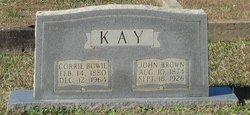 John Brown Kay