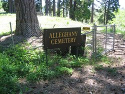 Alleghany Cemetery
