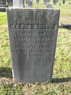 Maria <I>Smith</I> Bush