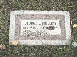 George J Phillips