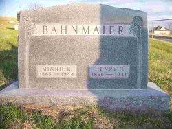 Henry G. Bahnmaier