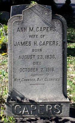 "Ann Munson ""Annie"" <I>Postal</I> Capers"
