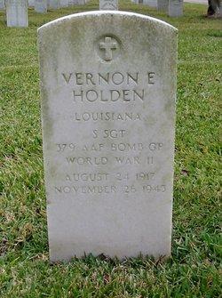 Vernon E. Holden