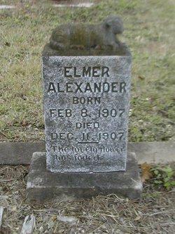 Elmer Alexander
