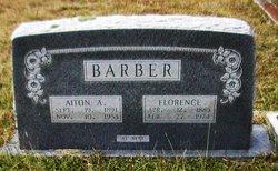 Florence <I>Threadgill</I> Barber