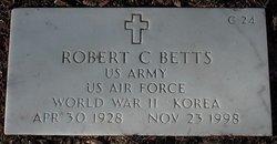 Robert Clinton Betts