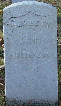 Theodore Charles Betts