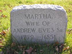 Martha <I>Masters</I> Eves