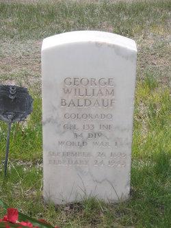 George William Baldauf