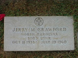 Jerry McConnell Crawford