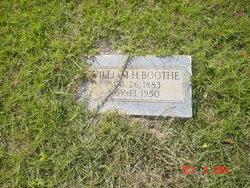 William H Boothe