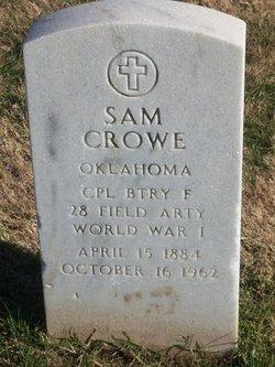 Sam Crowe