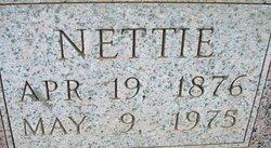 Nettie <I>Varnon</I> Allen