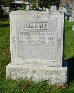 George M Manns