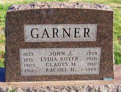 John J Garner